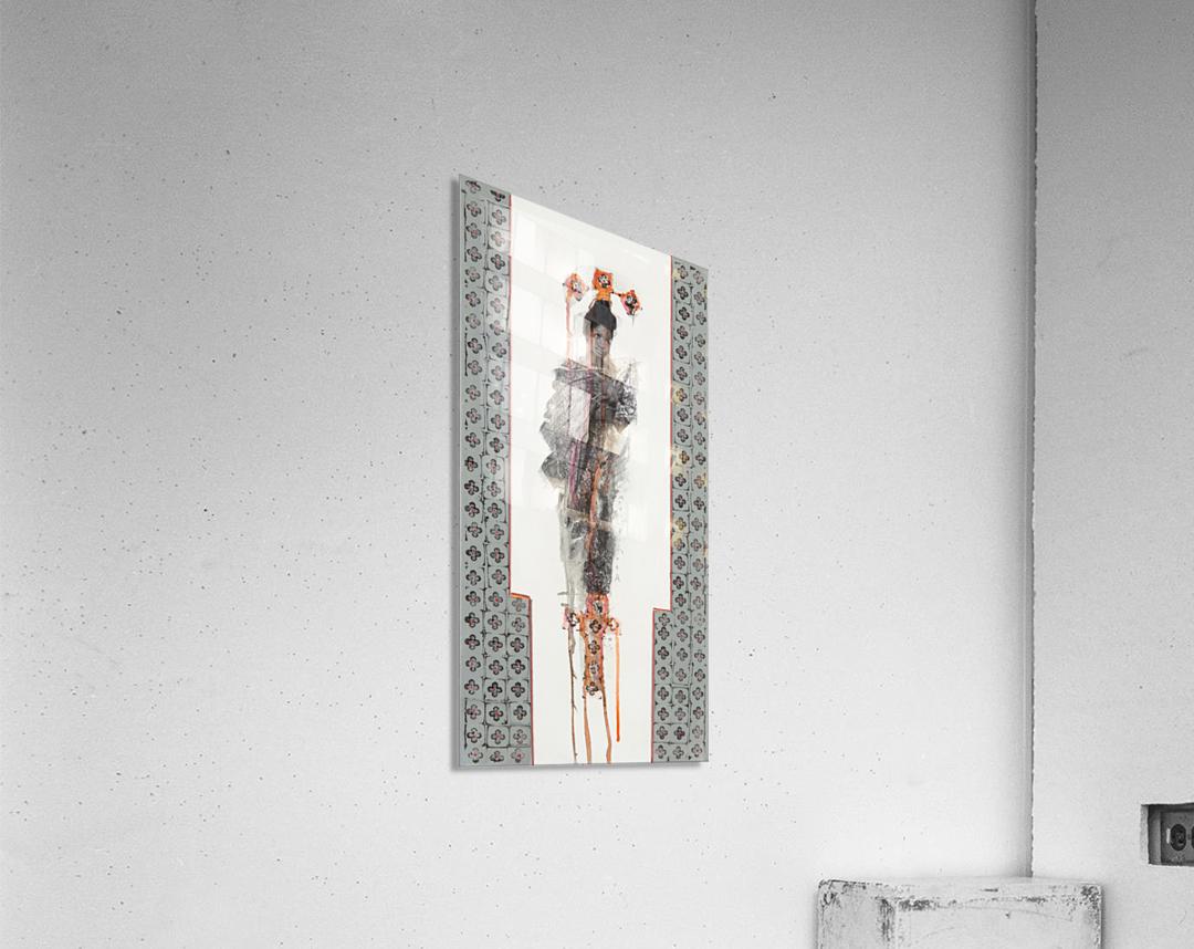 emerveillement6  Acrylic Print
