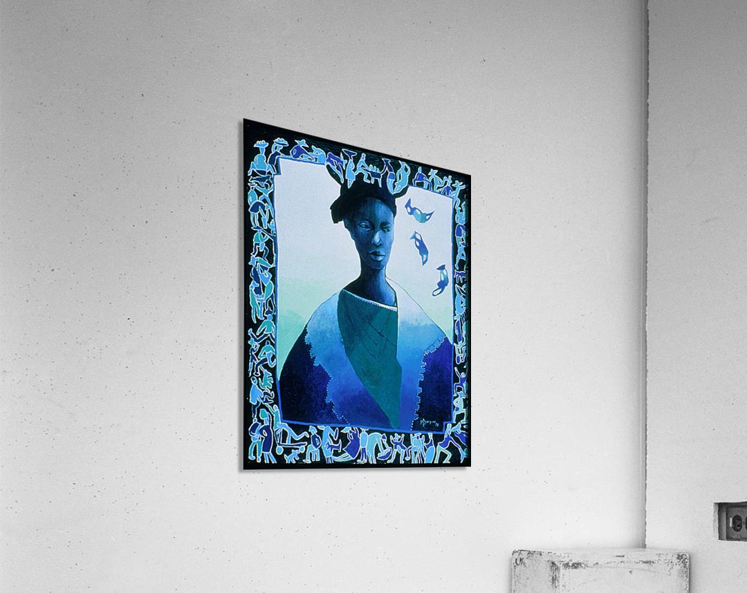 Valse des illusions  Acrylic Print