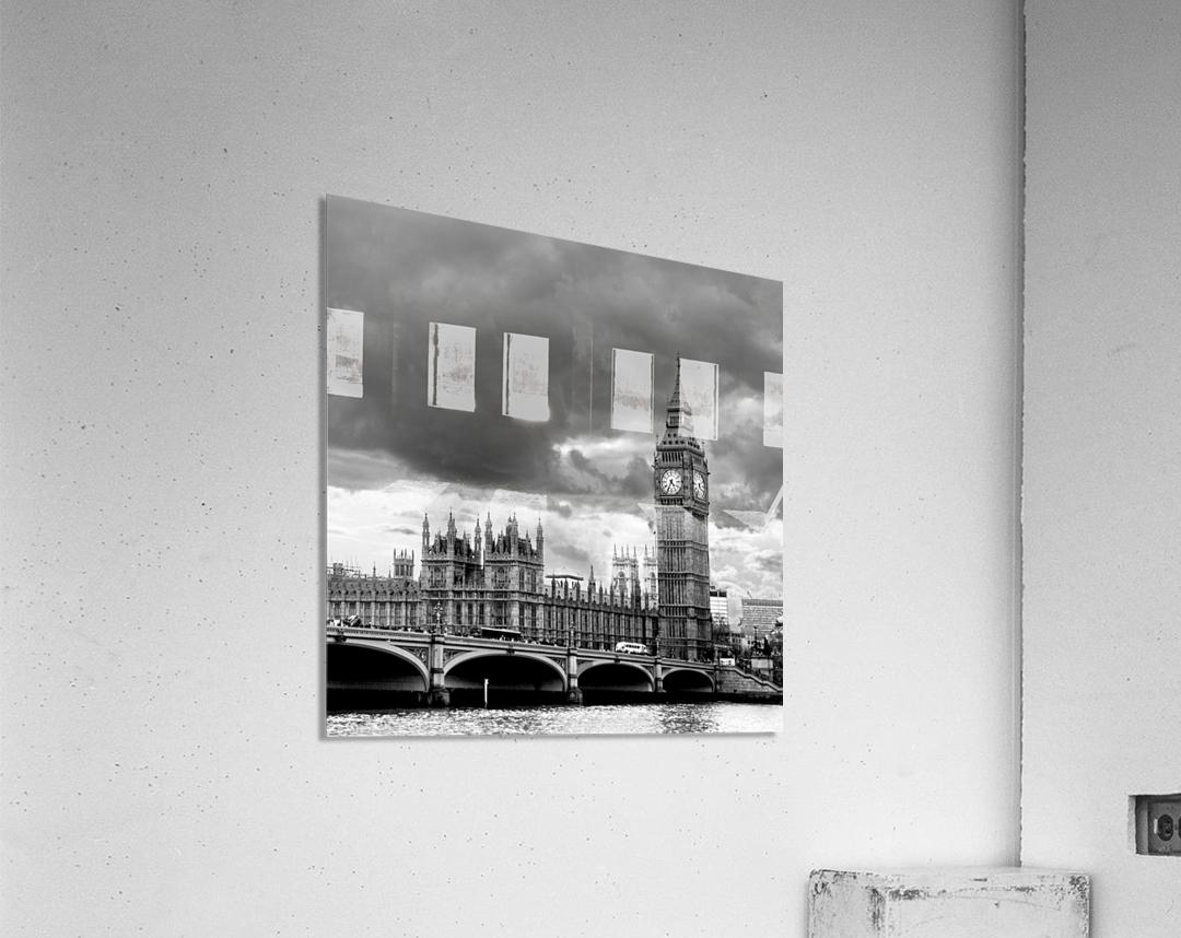 London Frozen in Time  Acrylic Print