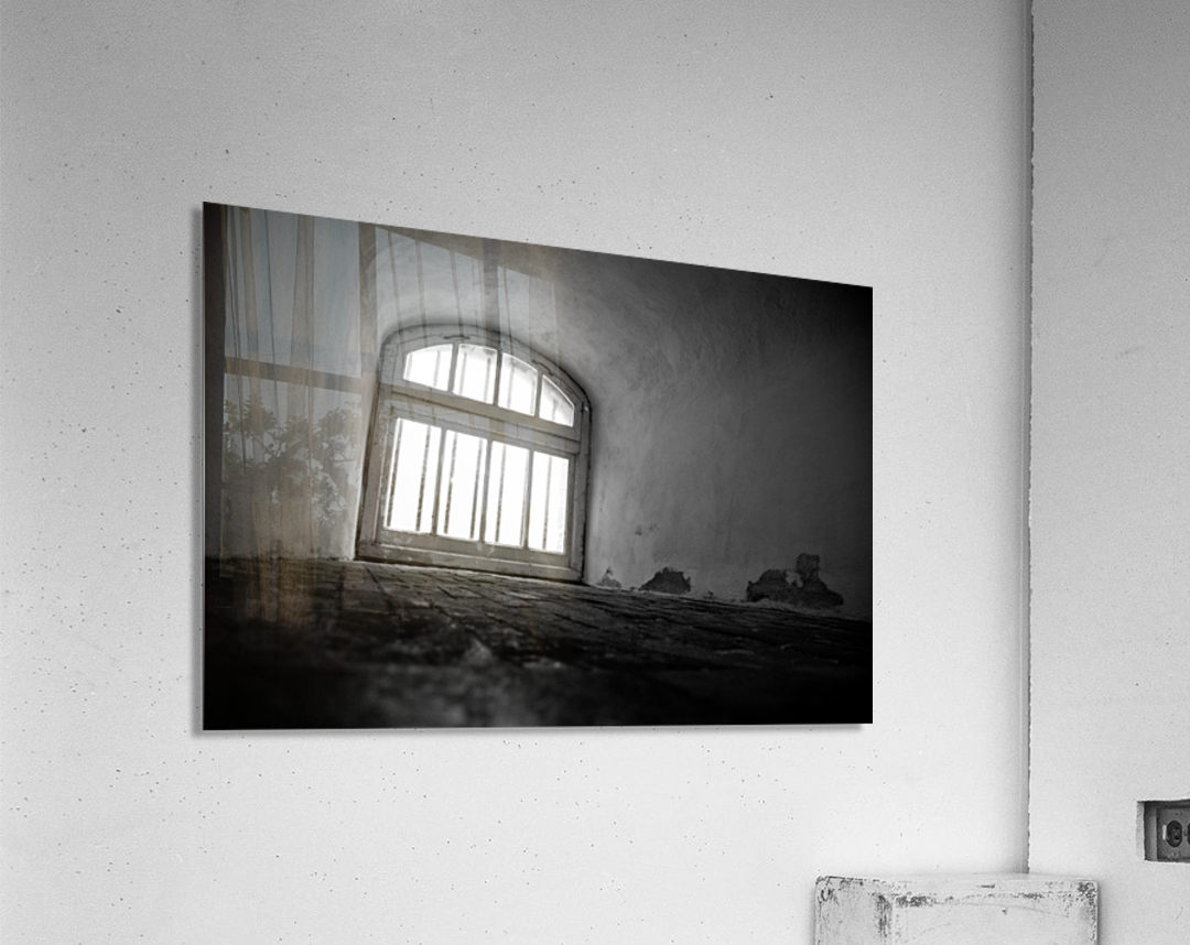 Prisoners View  Acrylic Print