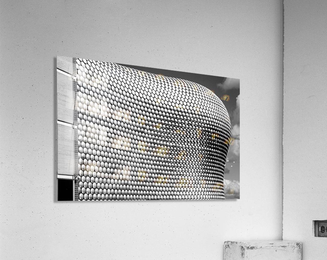 Selfridge Building Birmingham  Acrylic Print