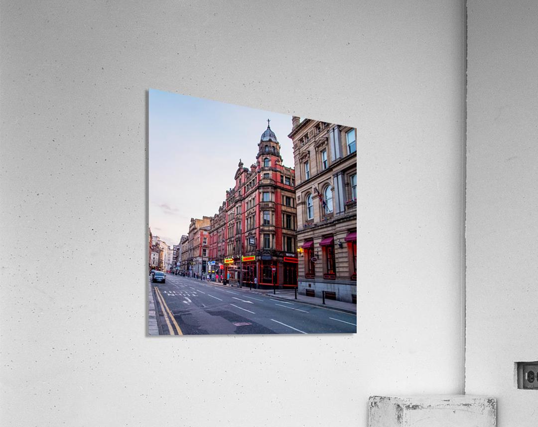 Liverpool street  Acrylic Print