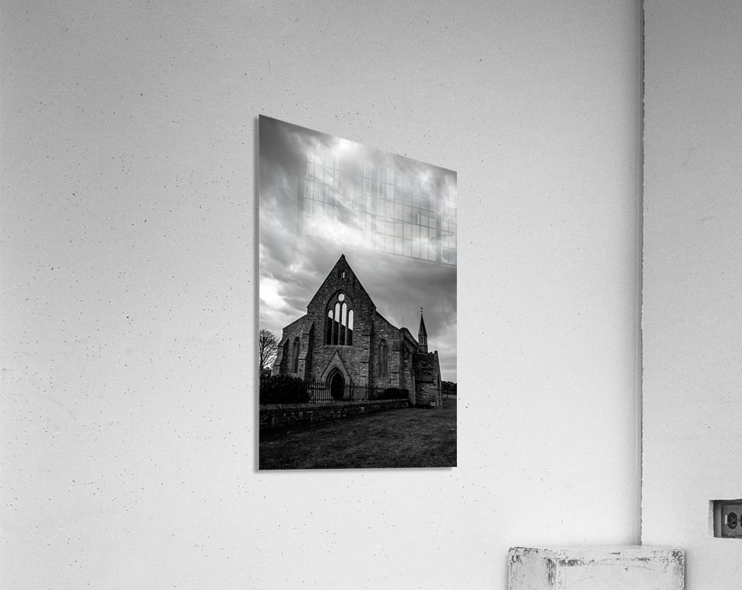 Garrison Church Portsmouth  Acrylic Print