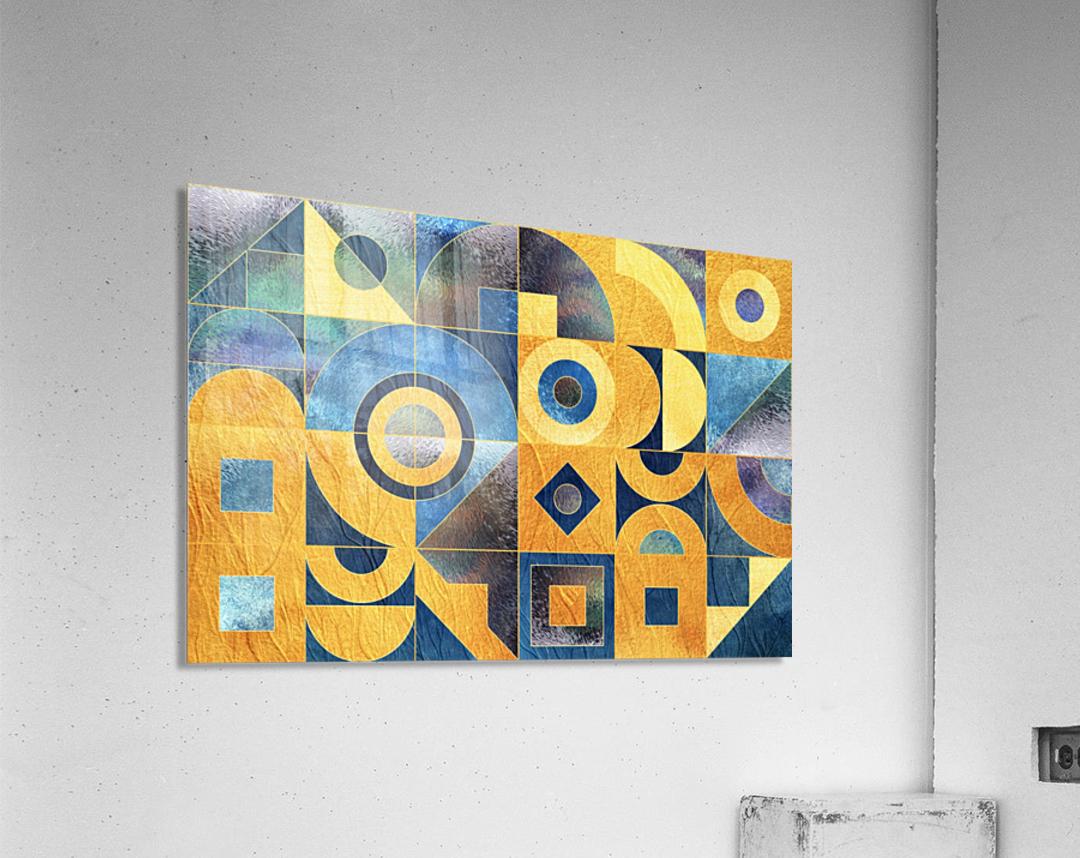 Geometric XXXXXVII  Acrylic Print
