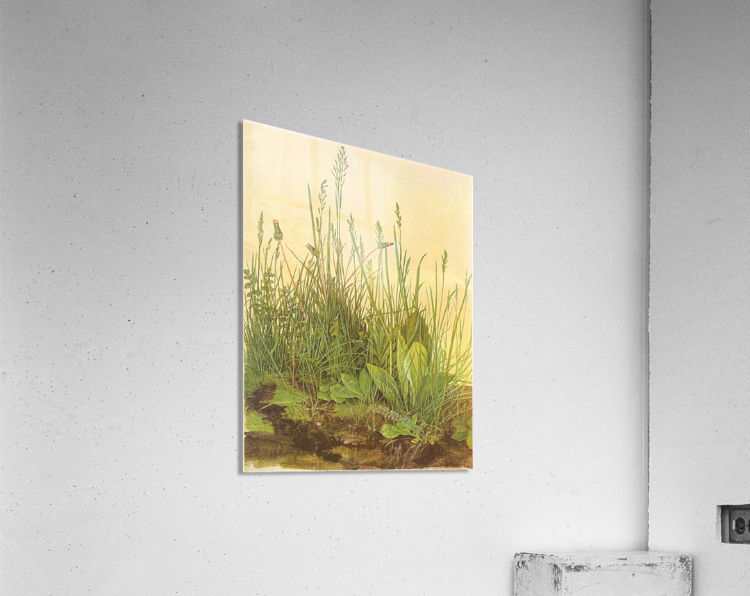 The large turf  Acrylic Print