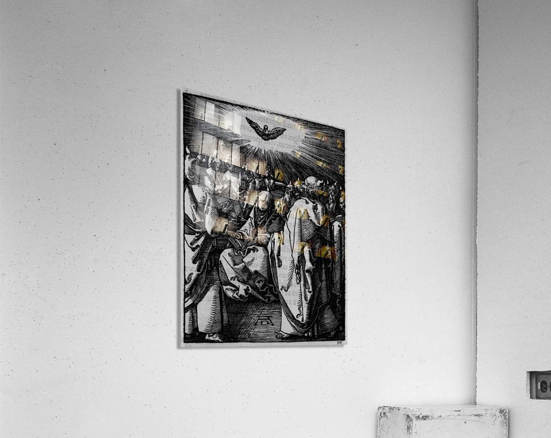 Holy wisdom presence  Acrylic Print