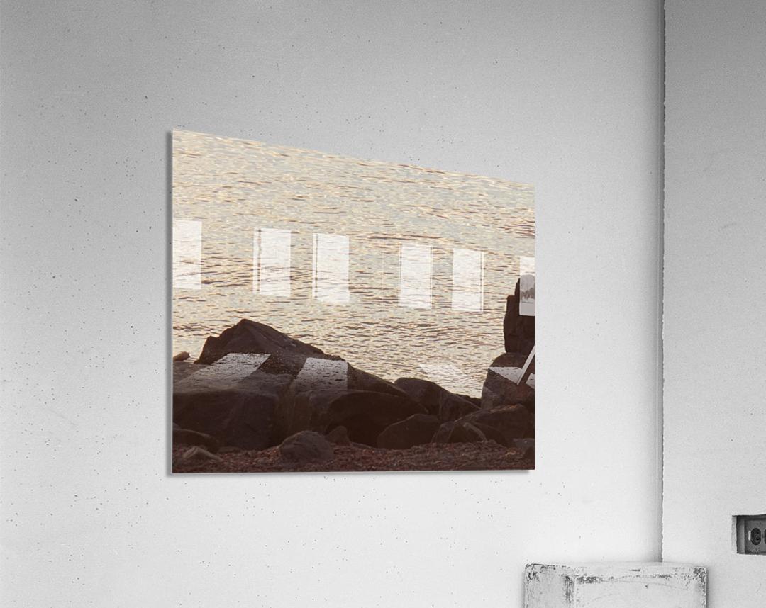 Rocky Shore 2  Acrylic Print