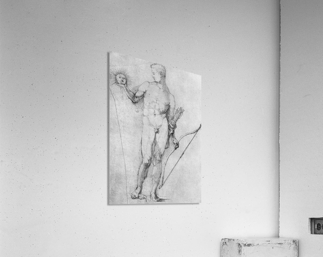 Apollo  Acrylic Print