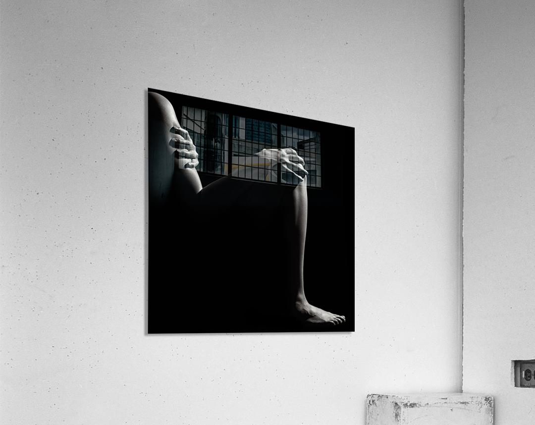 Nude woman fine art 6  Acrylic Print