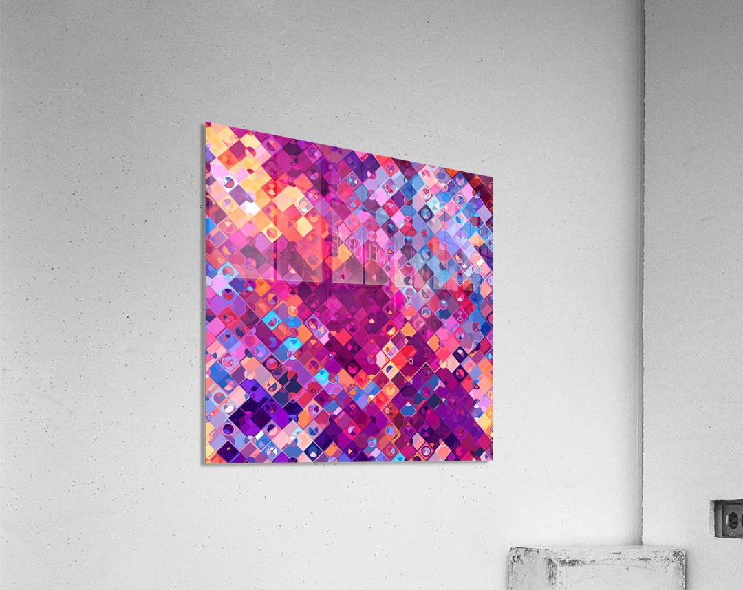 Geometric XXXXXVIII  Acrylic Print