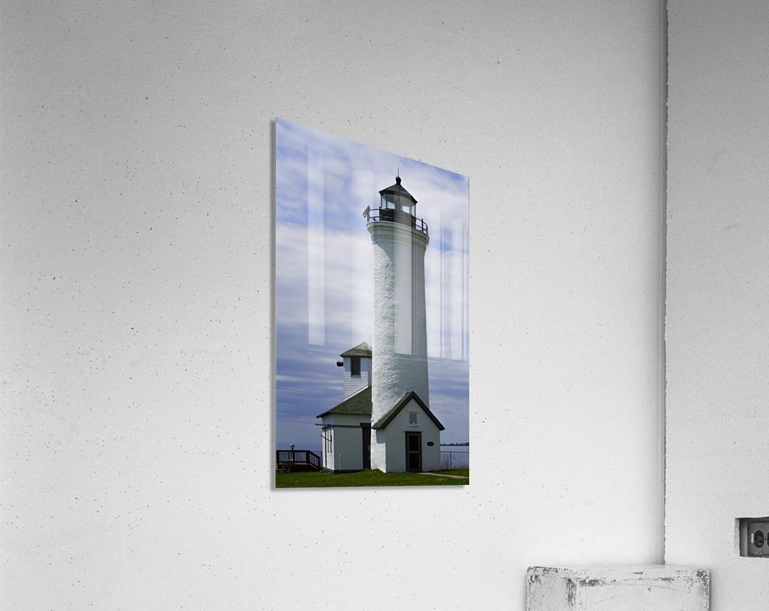 Cape Vincent Lighthouse  Acrylic Print
