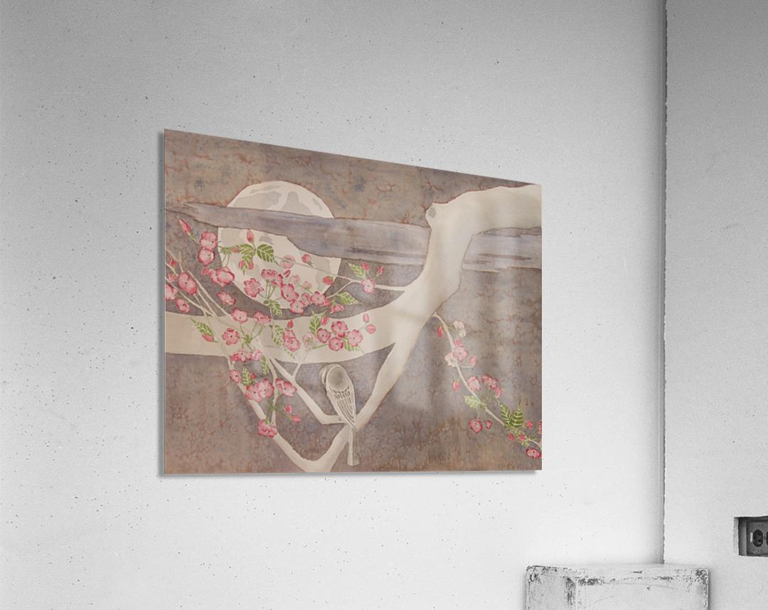 Kiss of the Moon  Acrylic Print