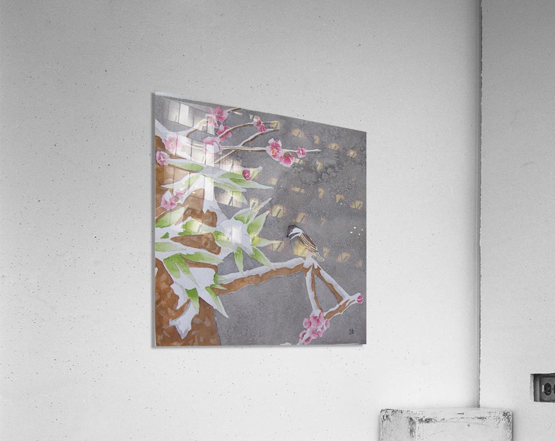 Shelter  Acrylic Print