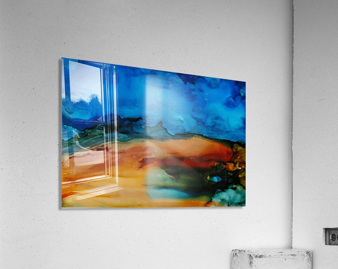 Dreams of You  Acrylic Print