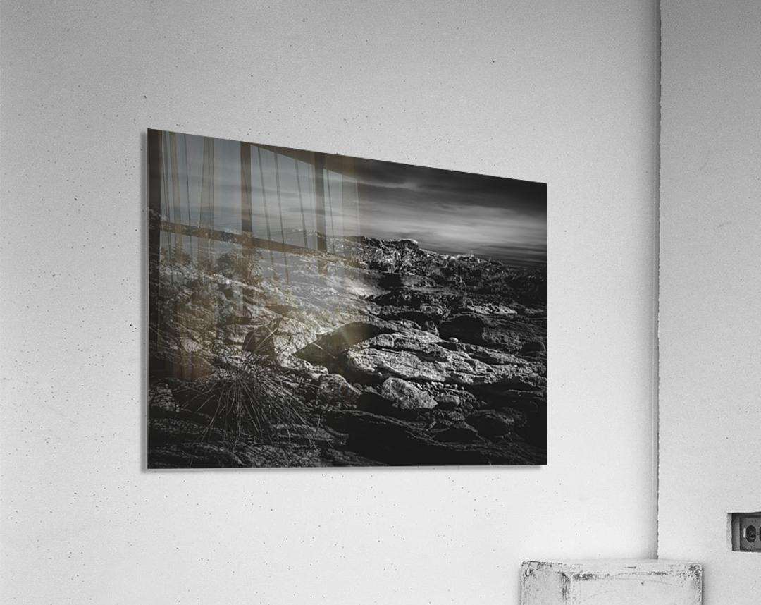 Secret Mountain Place  Acrylic Print