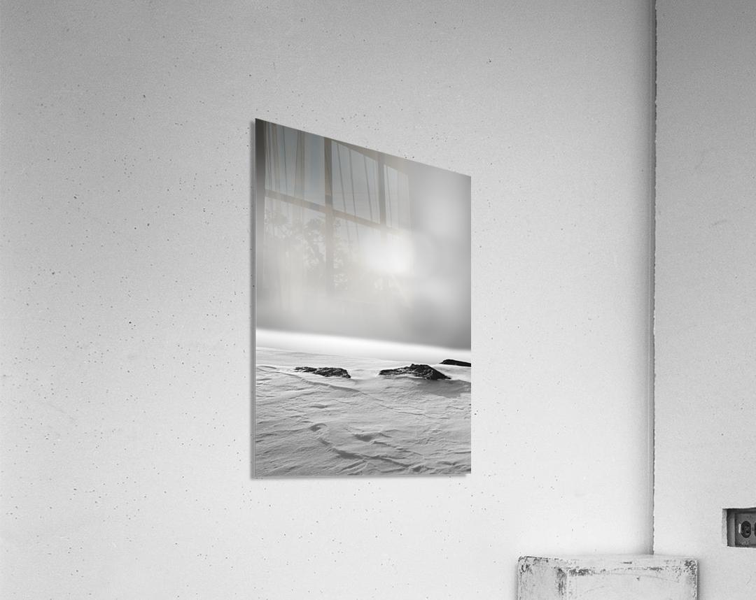 The Silence  Acrylic Print