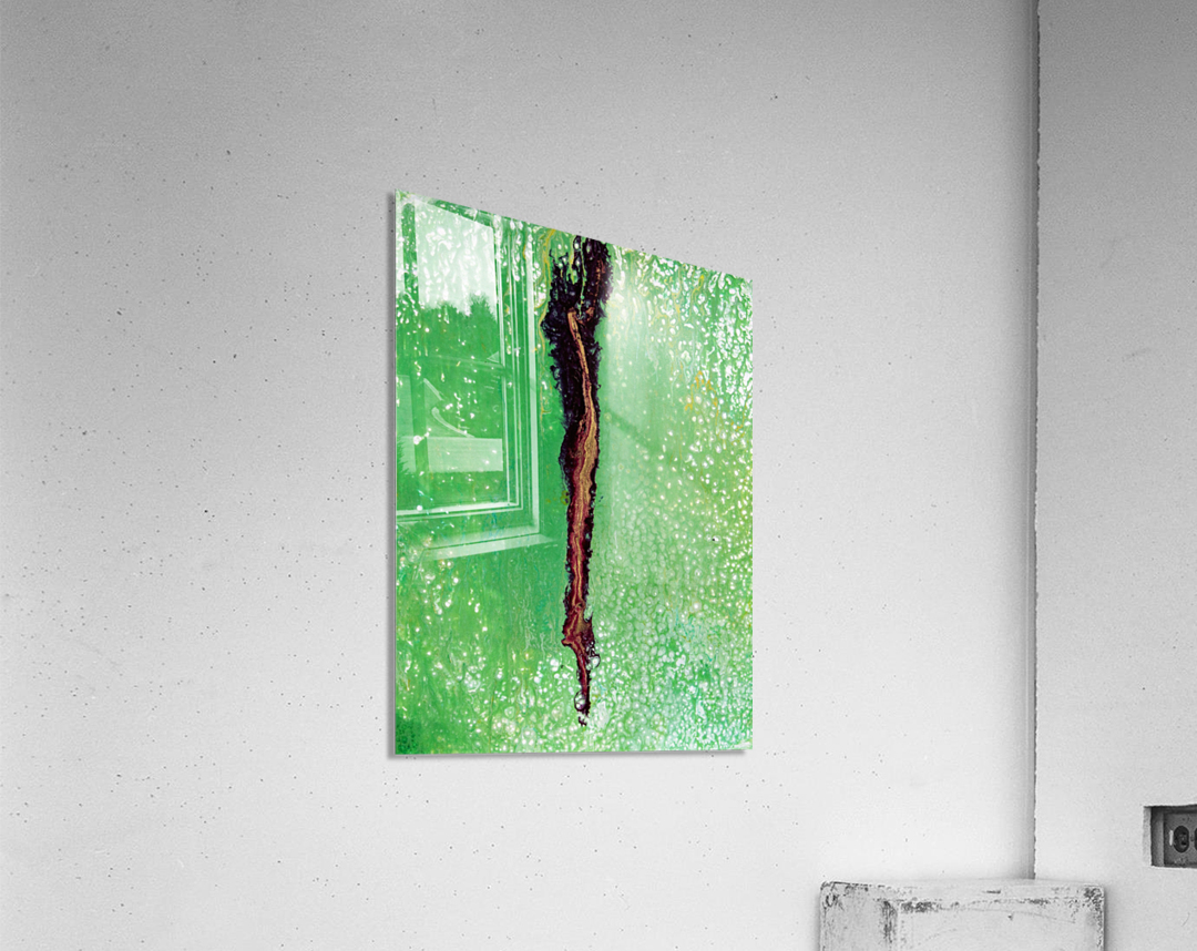 Garden Rift  Acrylic Print