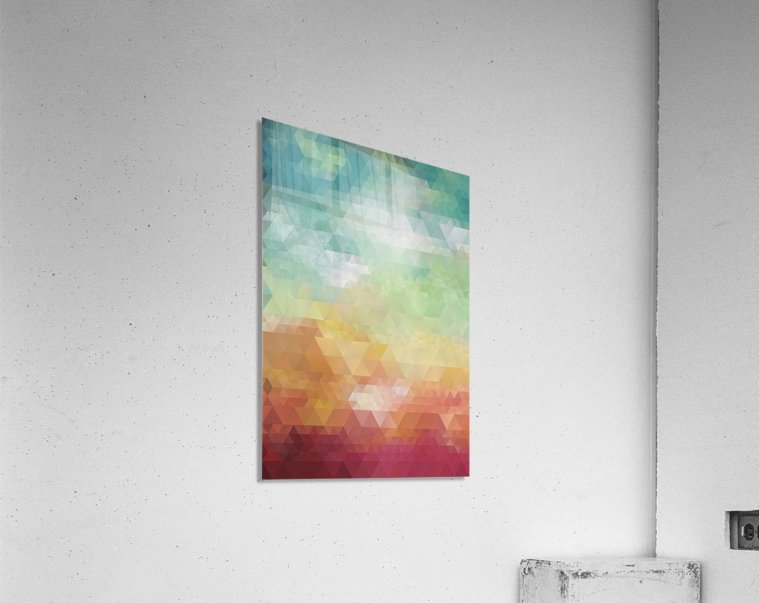 Abstract Composition 550  Acrylic Print