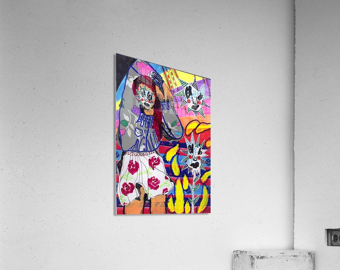 PAINTING92  Acrylic Print