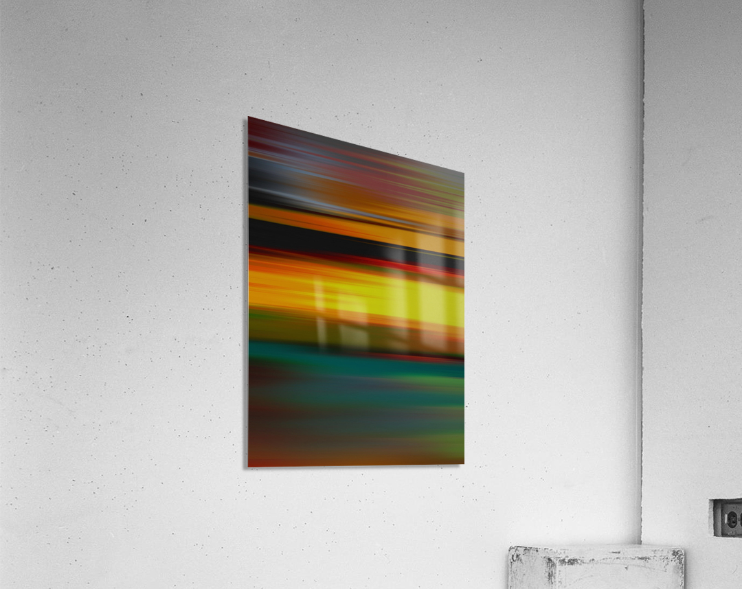 Abstract Landscape 6  Acrylic Print