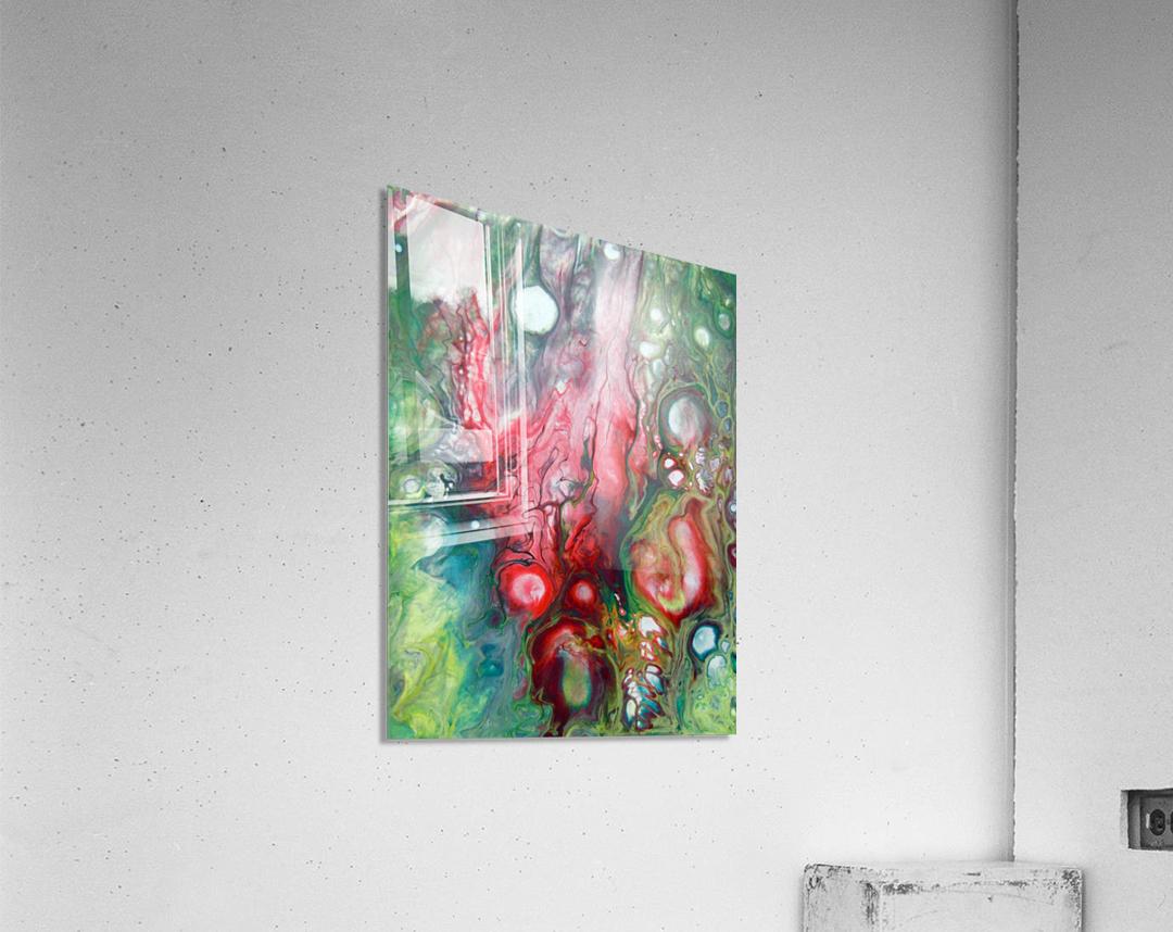 Game color   Acrylic Print