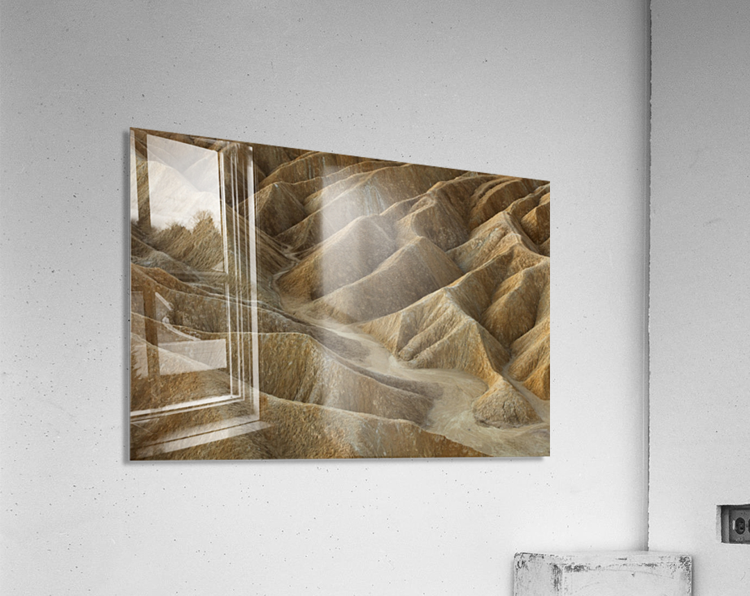 Essence of Time  Acrylic Print