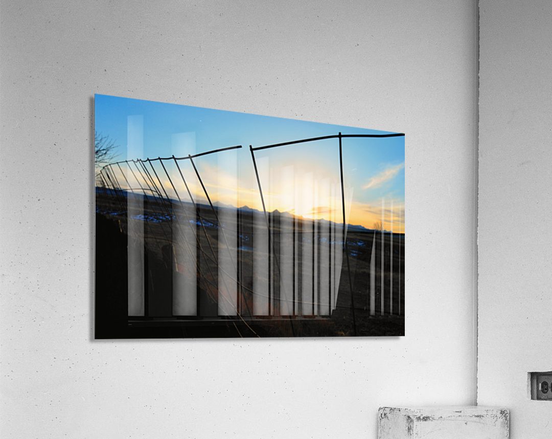 Watchout  Acrylic Print
