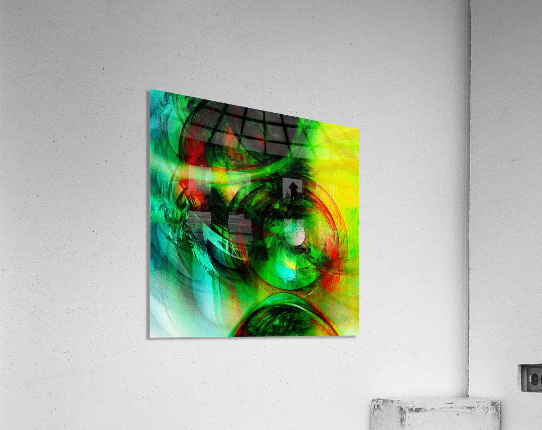 Circusia   Acrylic Print