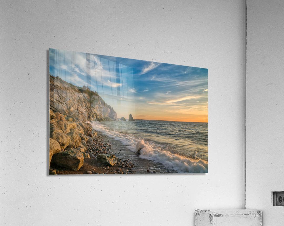 Presquile Magic  Acrylic Print