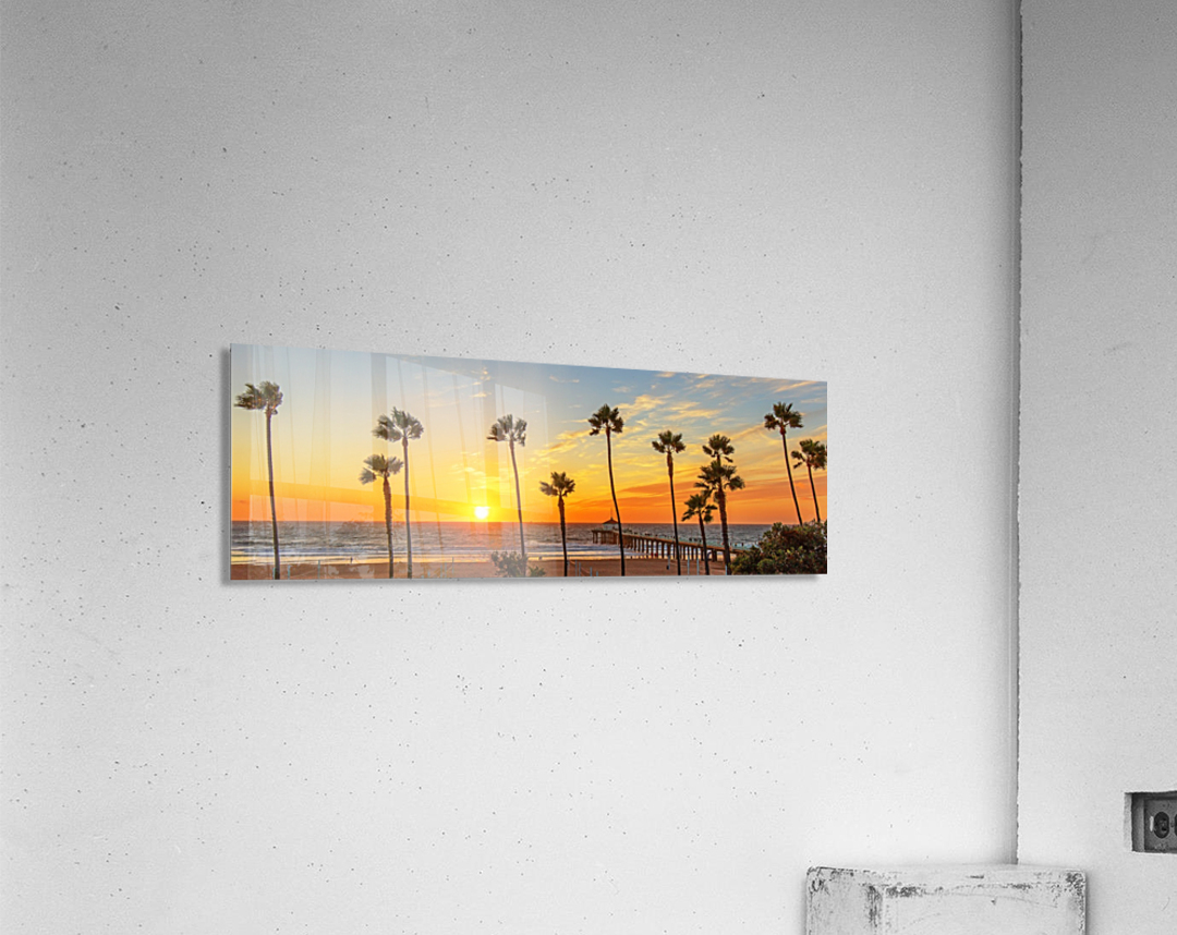 Kalifornikation  Acrylic Print