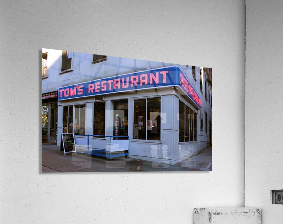 Toms Restaurant  Acrylic Print