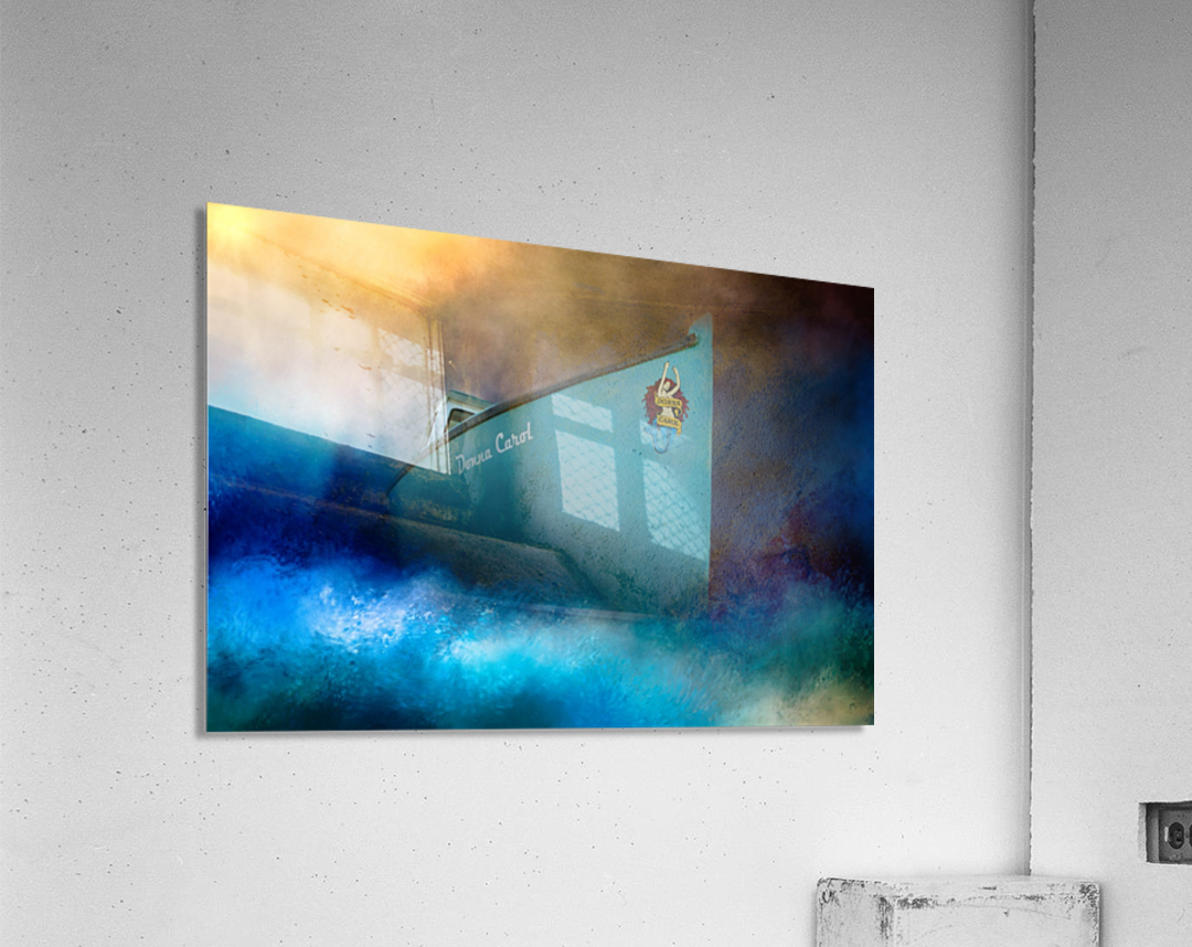 Donna Carol  Acrylic Print
