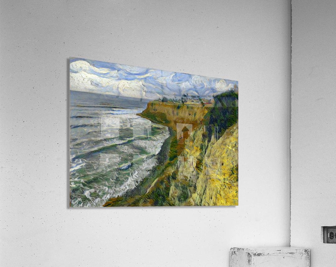 California cove  Acrylic Print