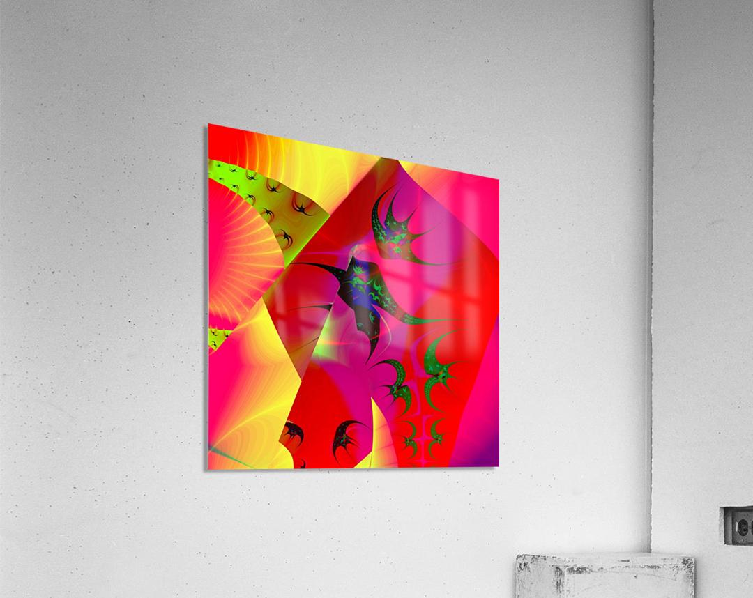 Sun_Flies  Acrylic Print