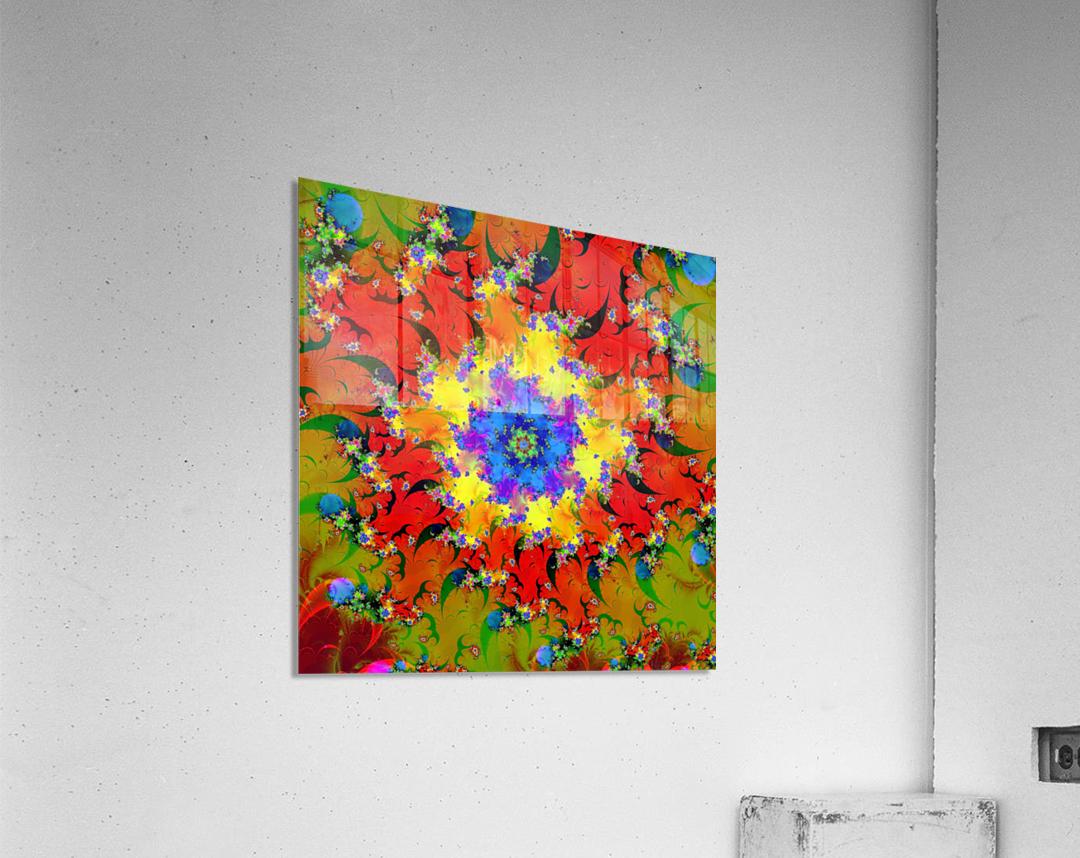 Una_Gota_De_Cielo  Acrylic Print