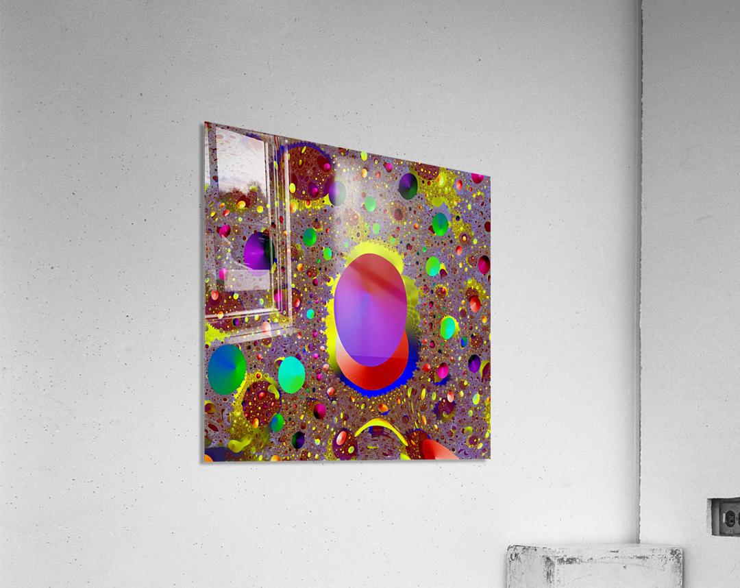 La_Playa_Encantada_Take_2  Acrylic Print