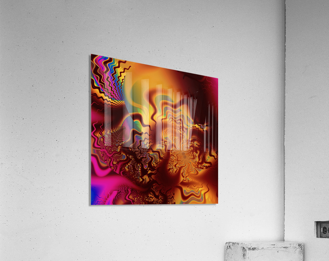 Desafinado_Take_2  Acrylic Print