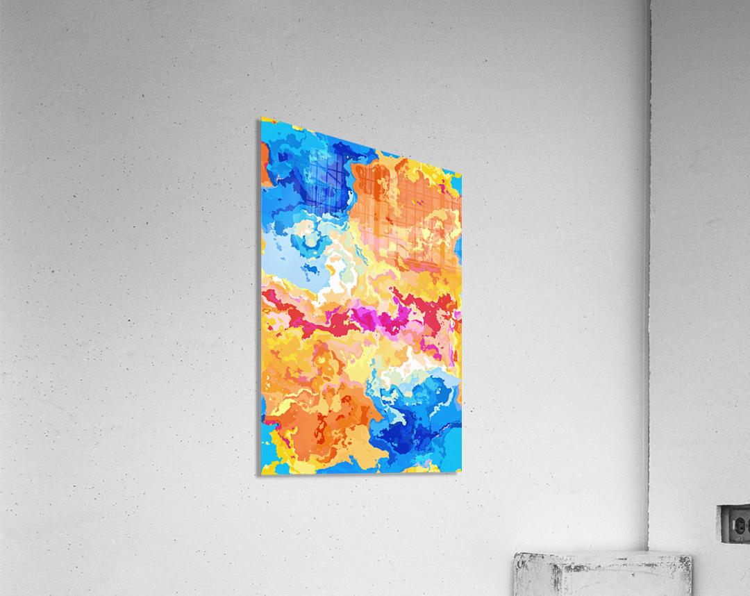 Marble XXXIV  Acrylic Print