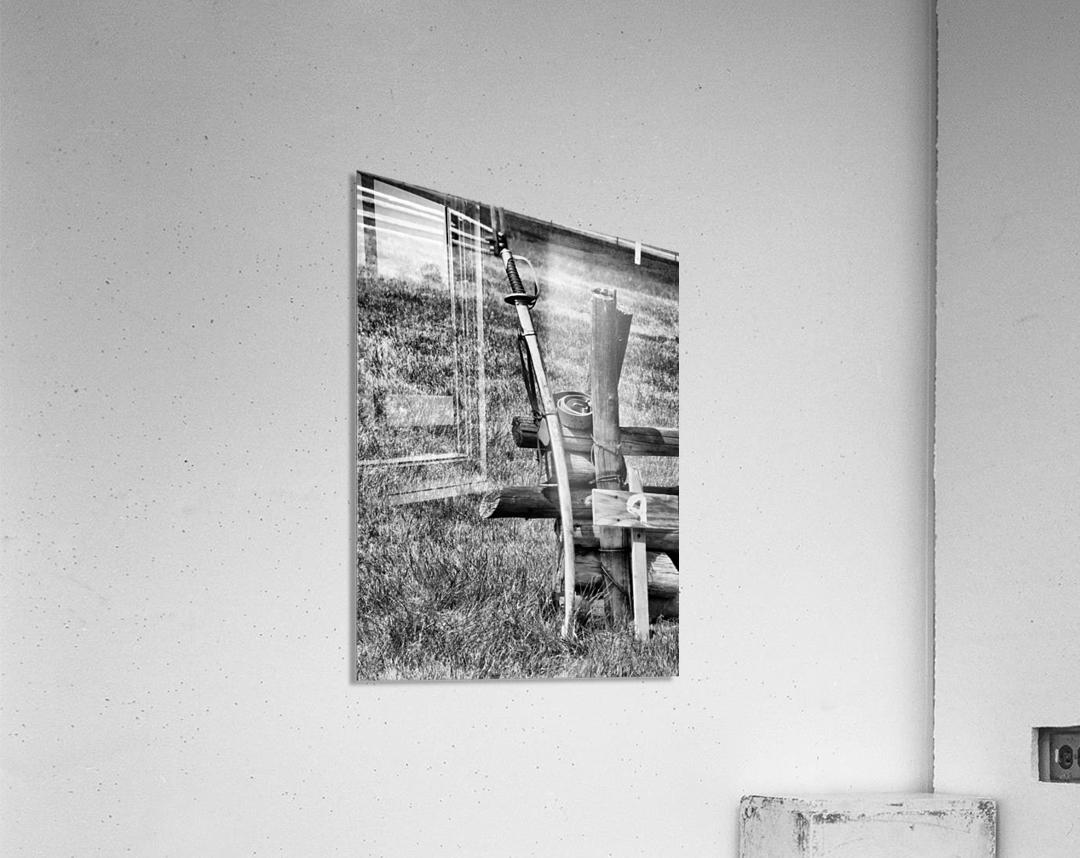 Sword  Acrylic Print