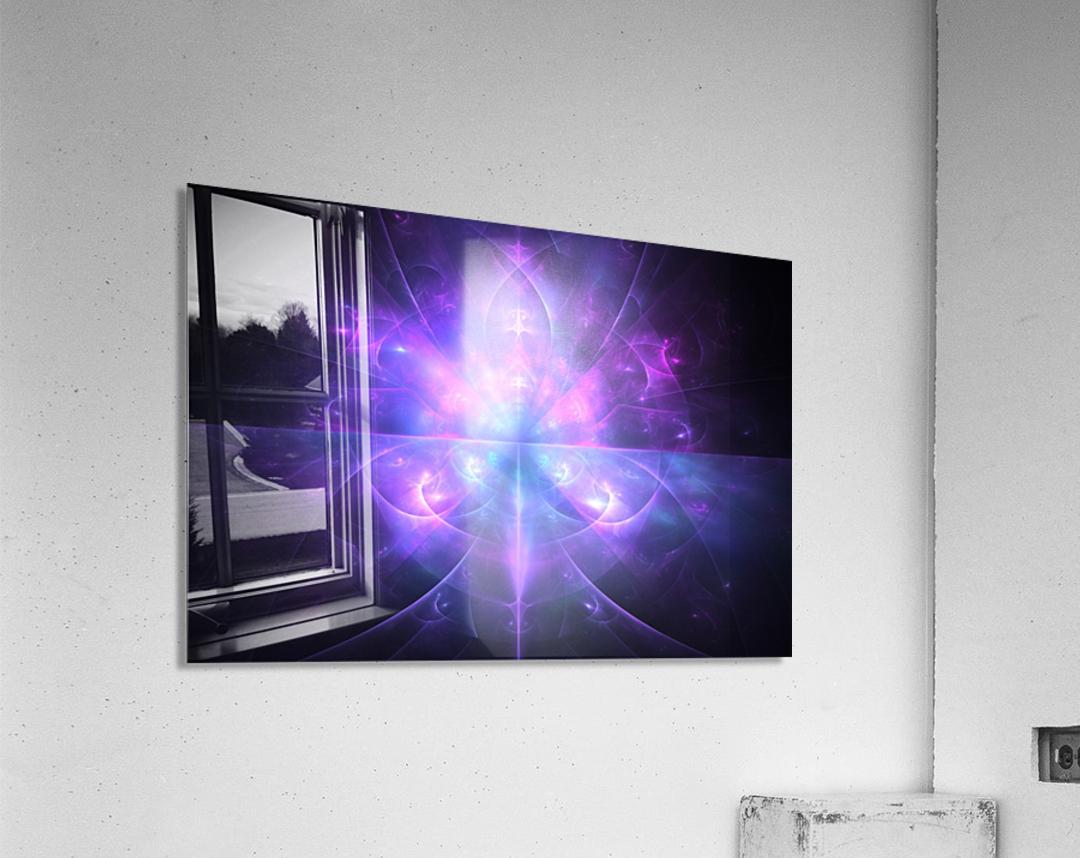 Ace  Acrylic Print
