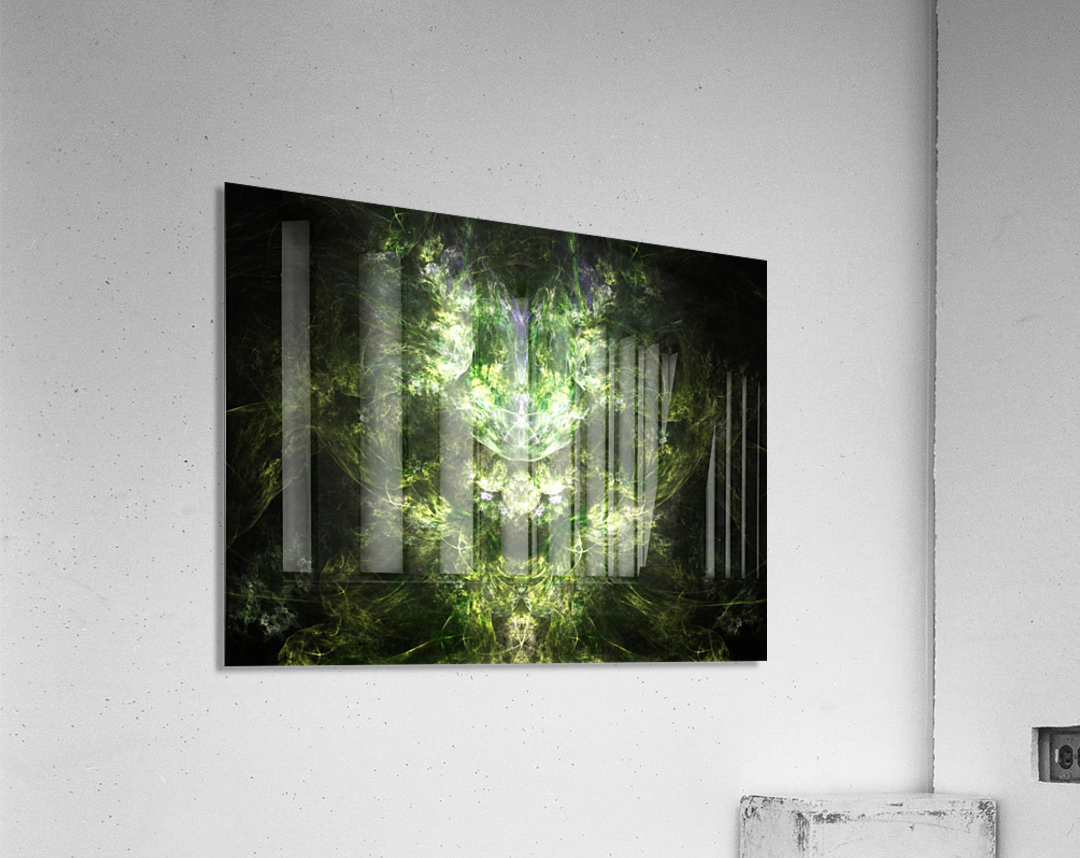 Earth Giant  Acrylic Print