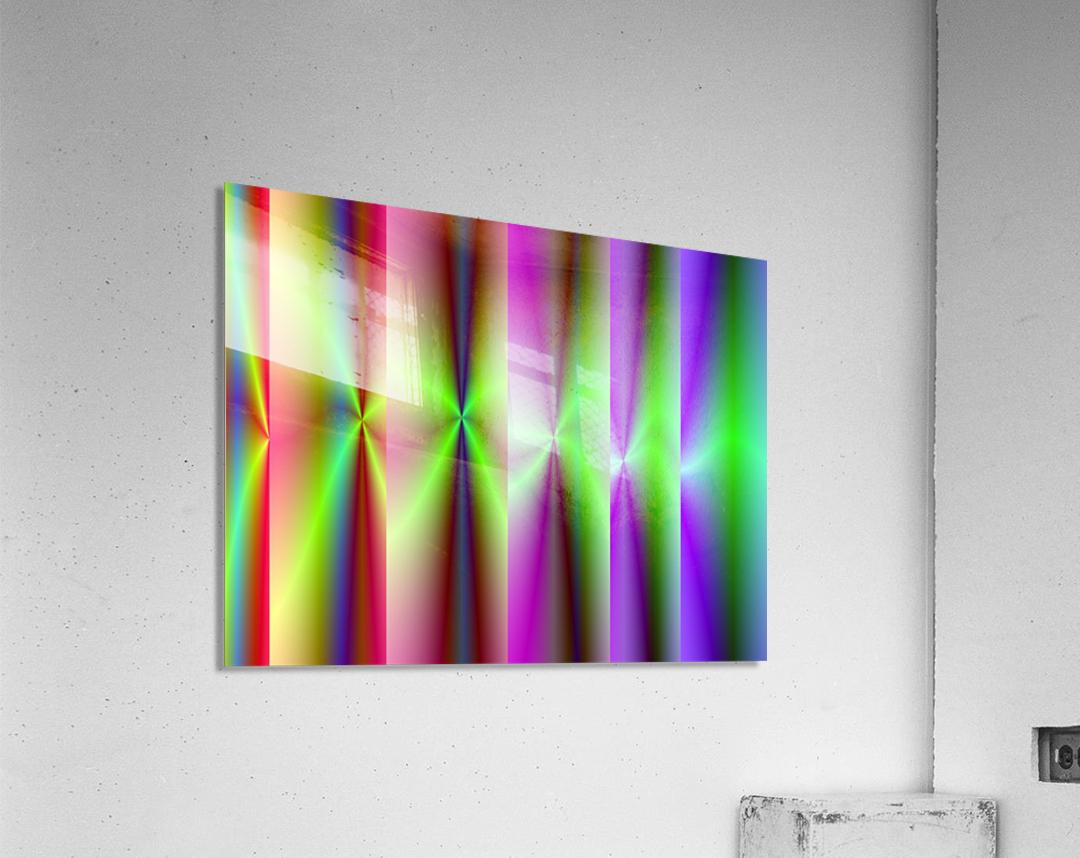 Roll_Roll_Roll  Acrylic Print