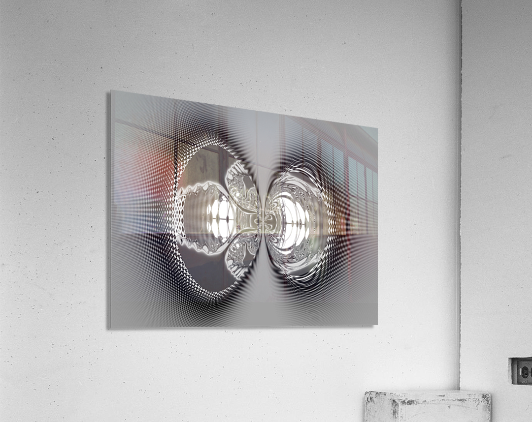 Give_Us_a_Kiss_3  Acrylic Print
