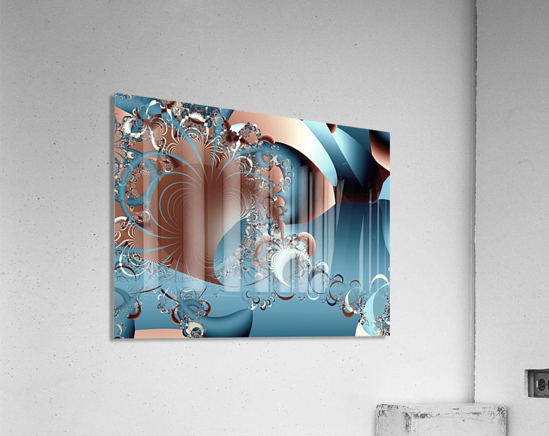 Gargantuan_Hatching  Acrylic Print
