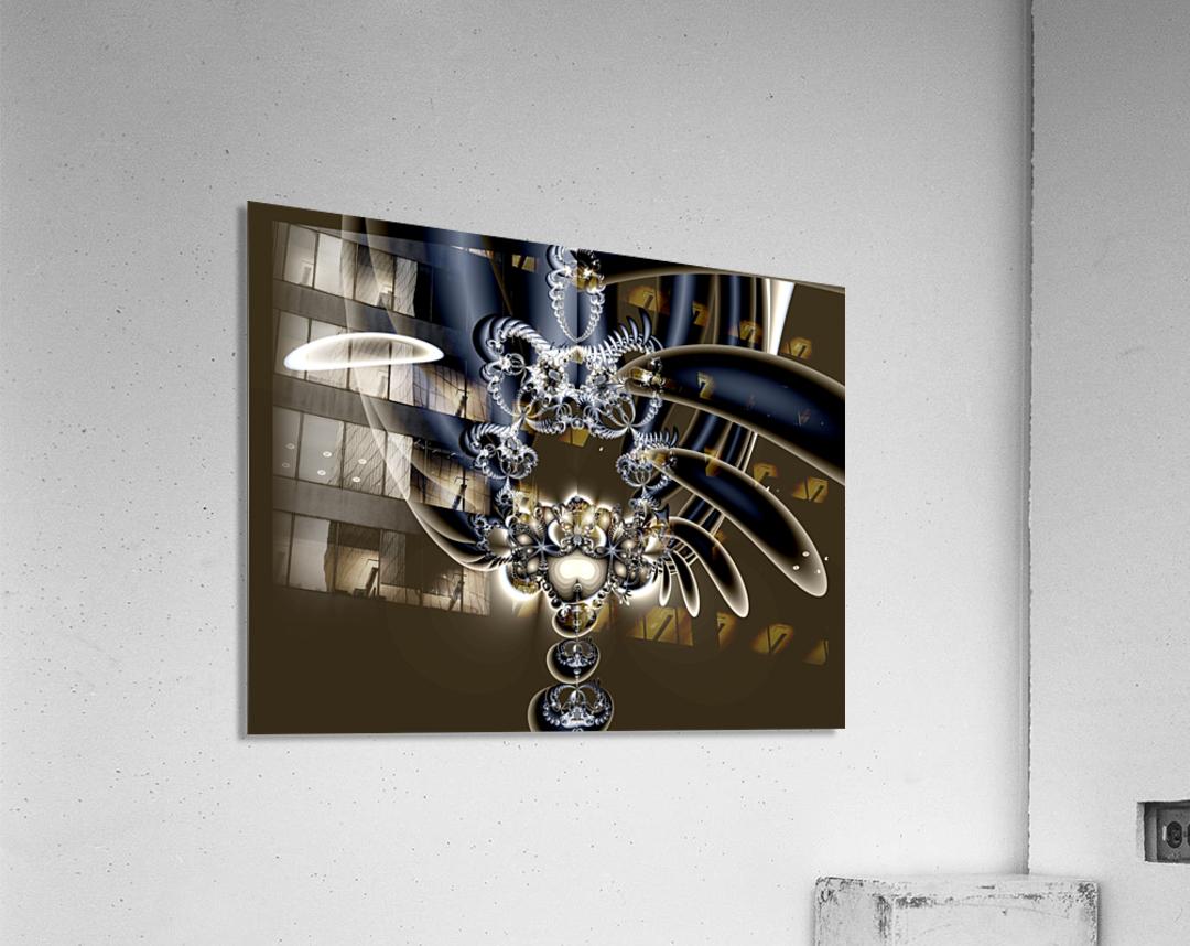 Installation  Acrylic Print