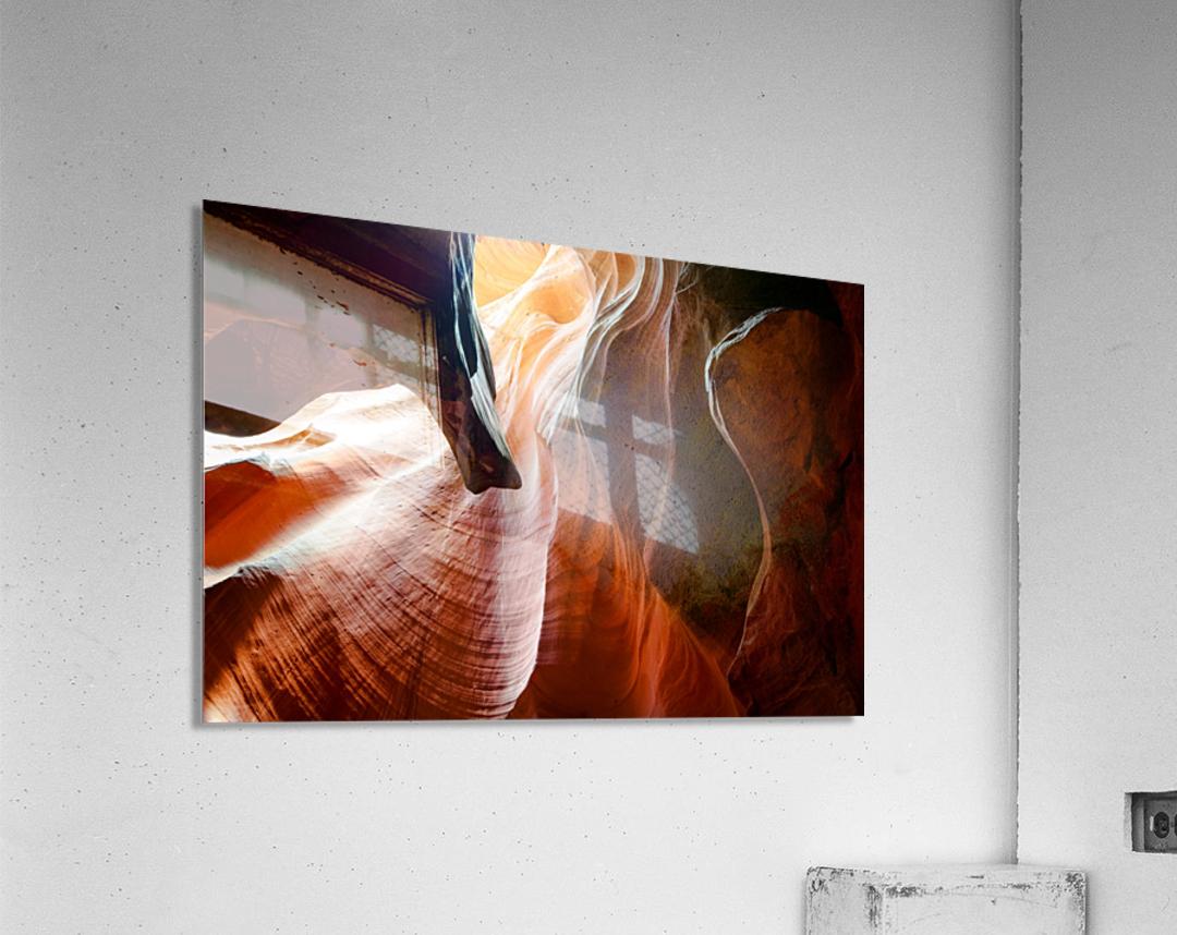 Upper Antelope Canyon 3  Acrylic Print