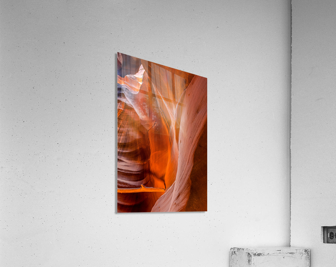 Upper Antelope Canyon 4  Acrylic Print