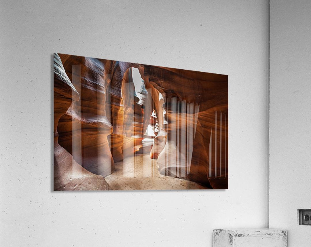 Upper Antelope Canyon 9  Acrylic Print