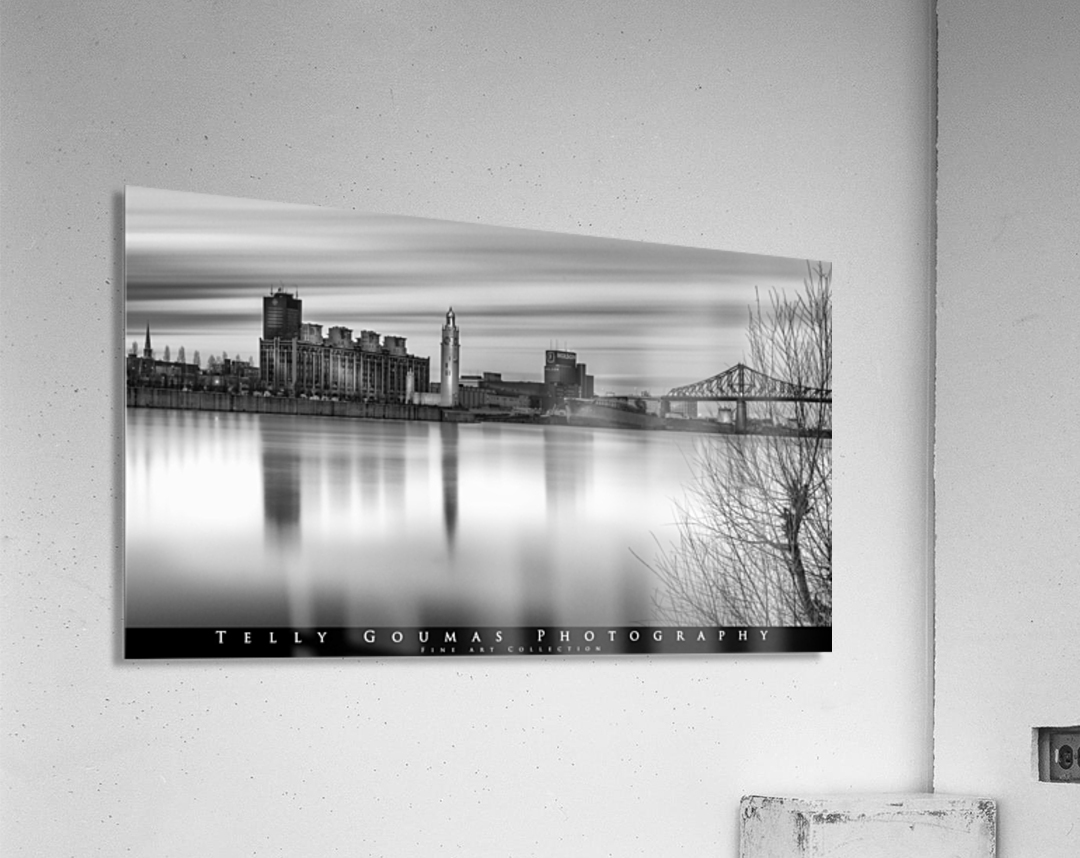 Long Exposure MTL  Acrylic Print