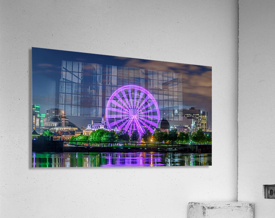 _TEL0646 HDR 1 2  Acrylic Print